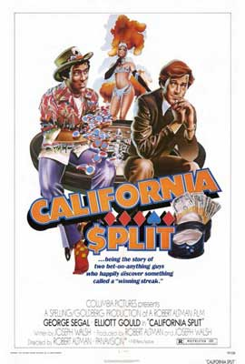 California Split - 27 x 40 Movie Poster - Style A