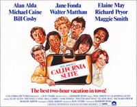California Suite - 11 x 14 Movie Poster - Style A