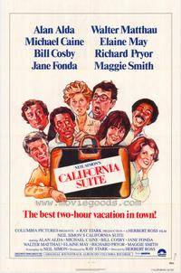 California Suite - 27 x 40 Movie Poster - Style B