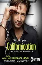 Californication (TV) - 11 x 17 TV Poster - Style E