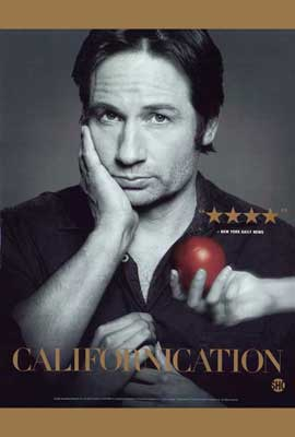 Californication (TV) - 11 x 17 TV Poster - Style A