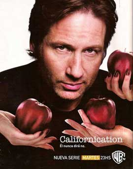 Californication (TV) - 27 x 40 TV Poster - Spanish Style A