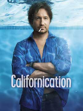Californication (TV) - 11 x 17 TV Poster - Style B
