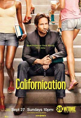 Californication (TV) - 11 x 17 TV Poster - Style C