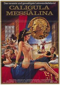 Caligula & Messalina - 27 x 40 Movie Poster - German Style A