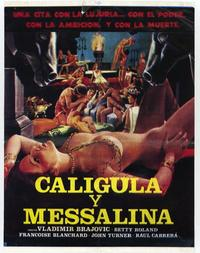 Caligula & Messalina - 27 x 40 Movie Poster - Foreign - Style A