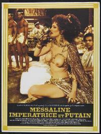 Caligula II: Messalina, Messalina - 11 x 17 Movie Poster - French Style A