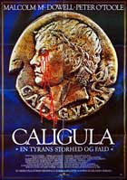Caligula - 27 x 40 Movie Poster - Danish Style A