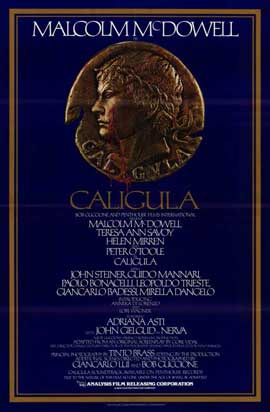Caligula - 11 x 17 Movie Poster - Style A
