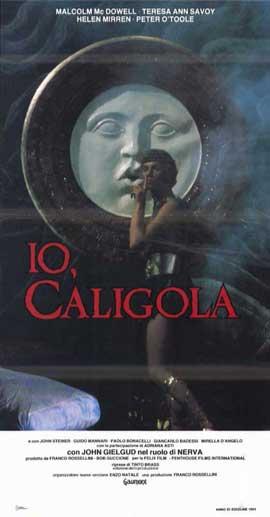 Caligula - 11 x 17 Movie Poster - Italian Style A