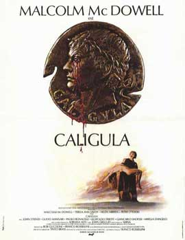 Caligula - 11 x 17 Poster - Foreign - Style B