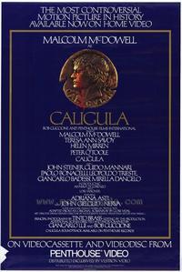 Caligula - 11 x 17 Movie Poster - Style C