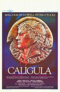 Caligula - 11 x 17 Movie Poster - Belgian Style A