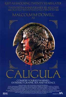 Caligula - 11 x 17 Movie Poster - Style E