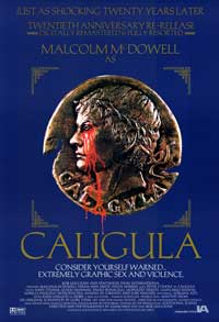 Caligula - 43 x 62 Movie Poster - Bus Shelter Style A