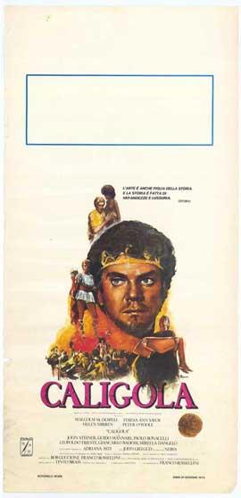 Caligula - 13 x 28 Movie Poster - Italian Style A