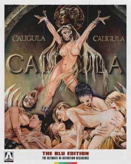 Caligula - 11 x 14 Poster UK Style A