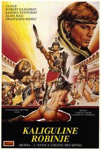 Caligula's Slaves - 11 x 17 Movie Poster - Italian Style A
