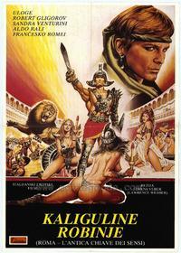 Caligula's Slaves - 27 x 40 Movie Poster - Italian Style A