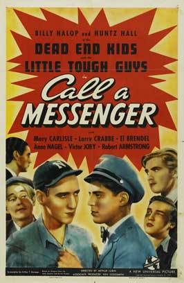 Call a Messenger - 11 x 17 Movie Poster - Style A