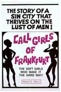 Call Girls of Frankfurt - 27 x 40 Movie Poster - Style A