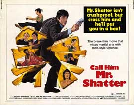Call Him Mr. Shatter - 11 x 14 Movie Poster - Style A
