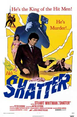 Call Him Mr. Shatter - 11 x 17 Movie Poster - Style A