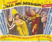 Call Me Madam - 11 x 14 Movie Poster - Style H