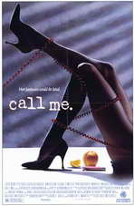 Call Me - 11 x 17 Movie Poster - Style A