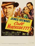 Call Northside 777 - 27 x 40 Movie Poster - Style C
