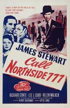 Call Northside 777 - 27 x 40 Movie Poster - Style D
