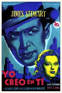 Call Northside 777 - 11 x 17 Movie Poster - Spanish Style C