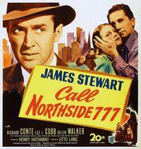 Call Northside 777 - 11 x 14 Movie Poster - Style C