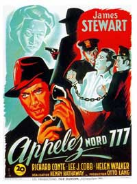 Call Northside 777 - 11 x 17 Movie Poster - French Style A