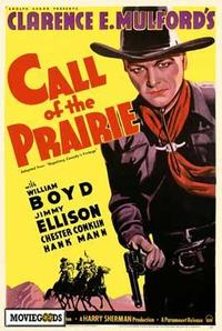 Call of the Prairie - 27 x 40 Movie Poster - Style A