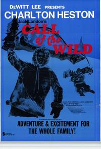Call of the Wild - 27 x 40 Movie Poster - Style A