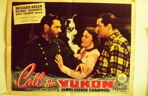 Call of the Yukon movie