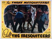 Call the Mesquiteers - 11 x 14 Movie Poster - Style A