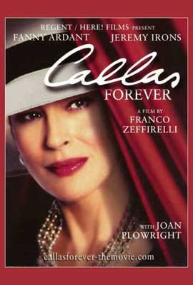 Callas Forever - 27 x 40 Movie Poster - Style A