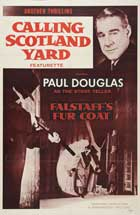 Calling Scotland Yard: Falstaff's Fur Coat