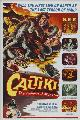 Caltiki the Immortal Monster - 11 x 17 Movie Poster - Style Z