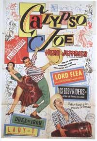 Calypso Joe - 11 x 17 Movie Poster - Style A