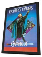 Camelot (Broadway) - 11 x 17 Poster - Style B - in Deluxe Wood Frame