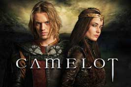 Camelot (TV) - 11 x 17 TV Poster - Style C