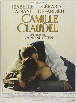 Camille Claudel - 27 x 40 Movie Poster - French Style A