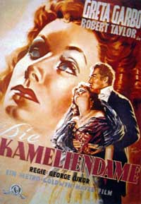 Camille - 11 x 17 Movie Poster - German Style B