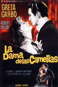 Camille - 11 x 17 Movie Poster - Spanish Style A