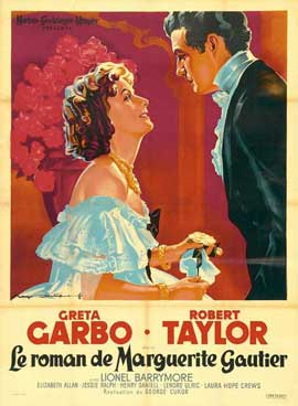 Camille - 27 x 40 Movie Poster - French Style A