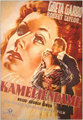Camille - 11 x 17 Movie Poster - German Style A