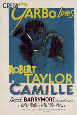 Camille - 27 x 40 Movie Poster - Style B